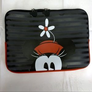 DISNEY MINNIE MOUSE LAPTOP COVER